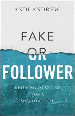 Buy your copy of Fake or Follower in the Bible Gateway Store where you'll enjoy low prices every day