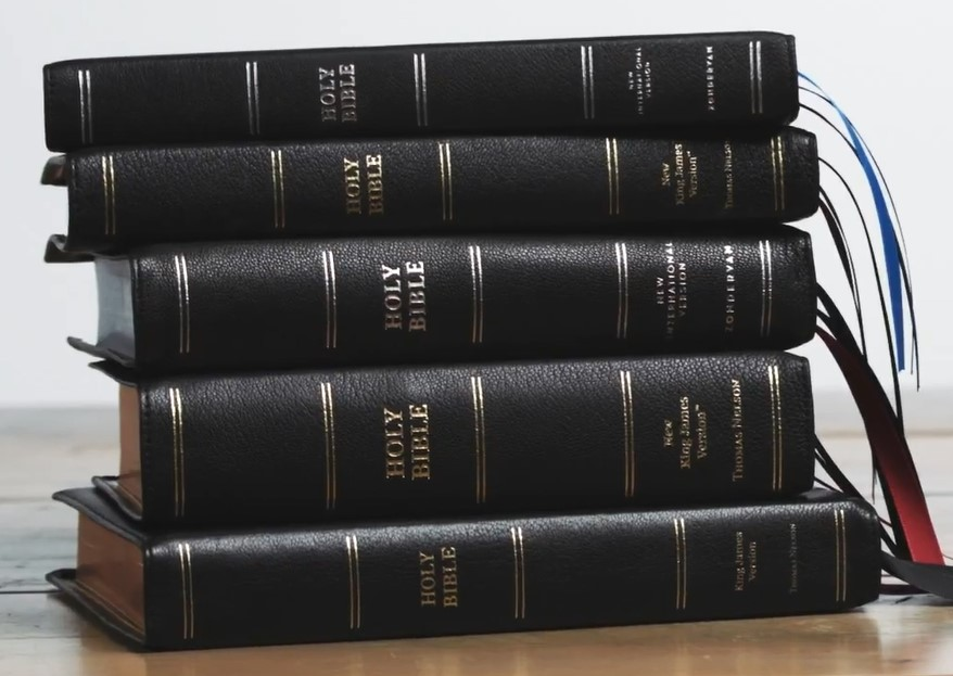 Premier Collection Bibles from Thomas Nelson and Zondervan