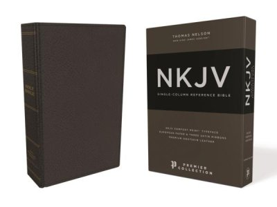 Buy your copy of the NKJV Single-Column Reference Bible in the Bible Gateway Store where you'll enjoy low prices every day