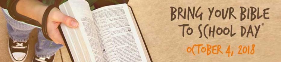 Bring Your Bible to School website