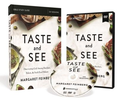 Buy your copy of Taste and See Study Guide with DVD in the Bible Gateway Store where you'll enjoy low prices every day