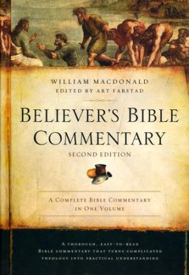 Cover of the Believer's Bible Commentary