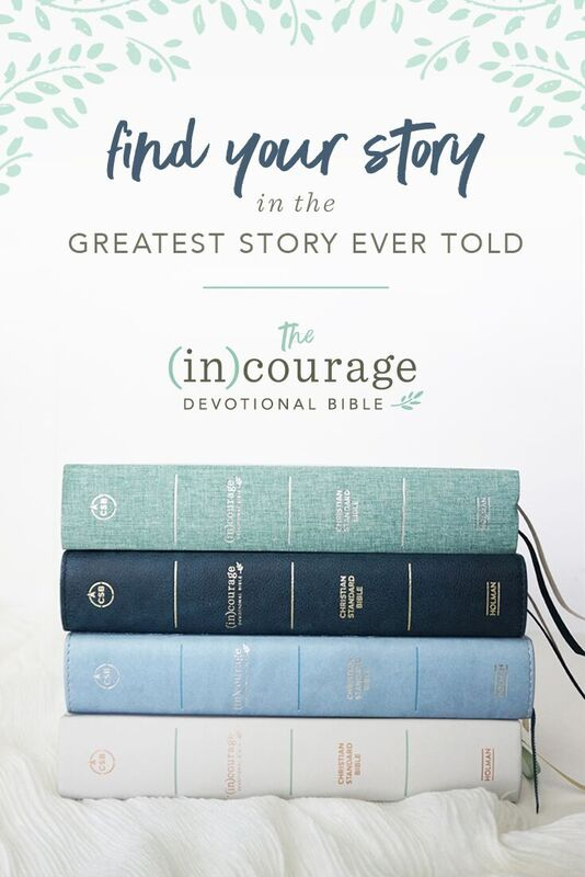 Buy your copy of the CSB (in)courage Devotional Bible in the Bible Gateway Store where you'll enjoy low prices every day