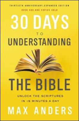 Buy your copy of 30 Days to Understanding the Bible in the Bible Gateway Store where you'll enjoy low prices every day