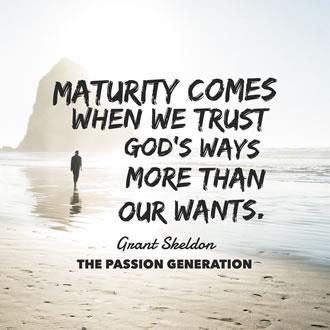 The Passion Generation