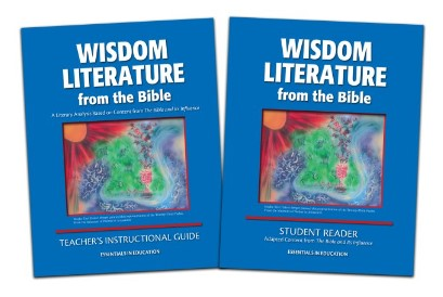 Wisdom Literature curriculum from Essentials in Education