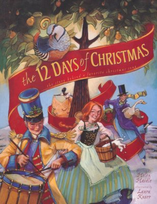 Buy your copy of The 12 Days of Christmas: The Story Behind a Favorite Christmas Song in the Bible Gateway Store where you'll enjoy low prices every day