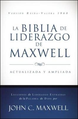 Buy your copy of The Maxwell Leadership Bible (RVR) in the Bible Gateway Store where you'll enjoy low prices every day