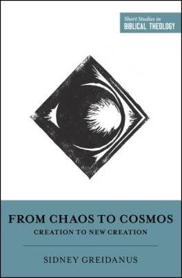 Buy your copy of From Chaos to Cosmos in the Bible Gateway Store where you'll enjoy low prices every day