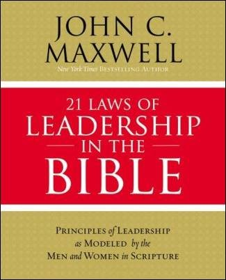 Buy your copy of 21 Laws of Leadership in the Bible: Principles of Leadership as Modeled by the Men and Women in Scripture in the Bible Gateway Store where you'll enjoy low prices every day