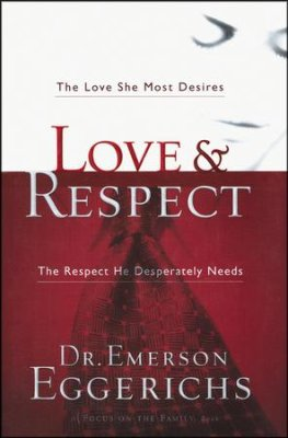 Buy your copy of Love & Respect: The Love She Most Desires, the Respect He Desperately Needs in the Bible Gateway Store where you'll enjoy low prices every day