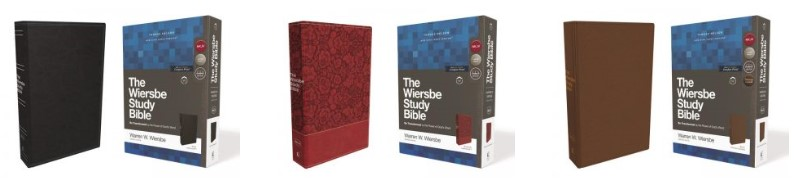 Buy your copy of The Wiersbe Study Bible in the Bible Gateway Store where you'll enjoy low prices every day