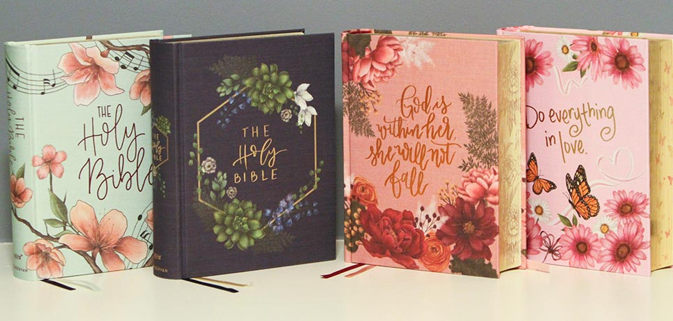 Buy your copy of the NIV Artisan Collection Bibles in the Bible Gateway Store where you'll enjoy low prices every day