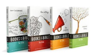Buy your copy of Books of the Bible for Kids in the Bible Gateway Store where you'll enjoy low prices every day