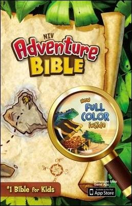 Browse the many print editions of the Adventure Bible in the Bible Gateway Store where you'll enjoy low prices every day
