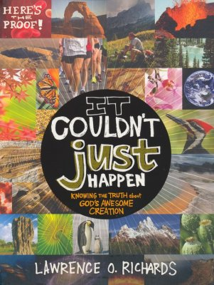 Buy your copy of It Couldn't Just Happen: Knowing the Truth About God's Awesome Creation in the Bible Gateway Store where you'll enjoy low prices every day