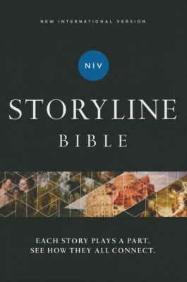 Buy your copy of the Storyline Bible in the Bible Gateway Store where you'll enjoy low prices every day