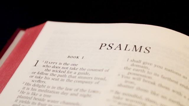 Book of Psalms illustration