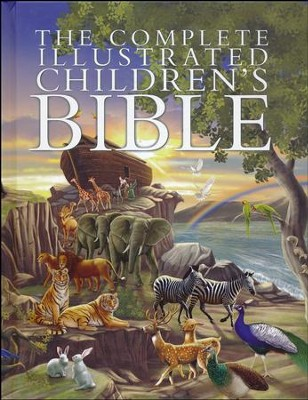 Buy your copy of The Complete Illustrated Children's Bible in the Bible Gateway Store where you'll enjoy low prices every day