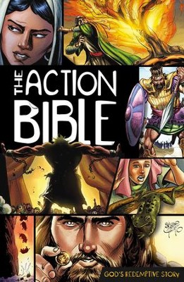 Buy your copy of The Action Bible in the Bible Gateway Store where you'll enjoy low prices every day