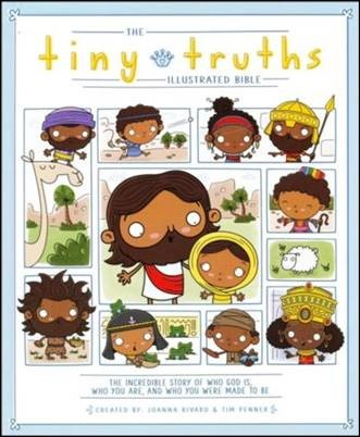 Buy your copy of The Tiny Truths Illustrated Bible in the Bible Gateway Store where you'll enjoy low prices every day