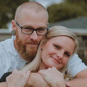 Aaron and Jennifer Smith