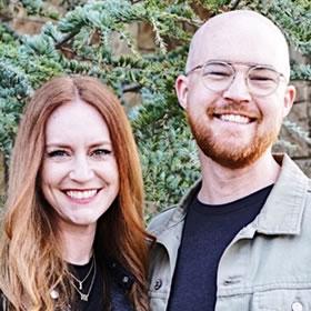 Michael and Lauren McAfee