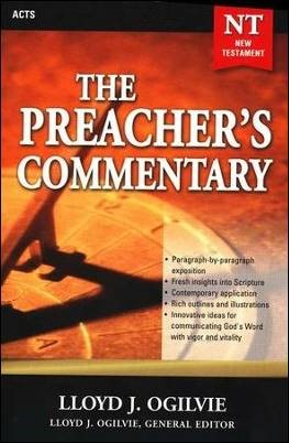 Buy your copy of The Preacher's Commentary in the Bible Gateway Store where you'll enjoy low prices every day