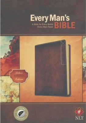 Buy your copy of the NLT Every Man's Bible in the Bible Gateway Store where you'll enjoy low prices every day