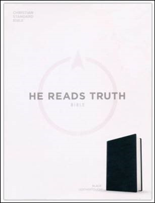 Buy your copy of the CSB He Reads Truth Bible in the Bible Gateway Store where you'll enjoy low prices every day