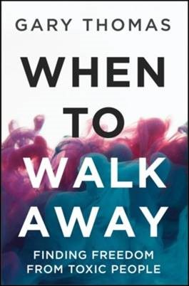 Buy your copy of When to Walk Away in the Bible Gateway Store where you'll enjoy low prices every day