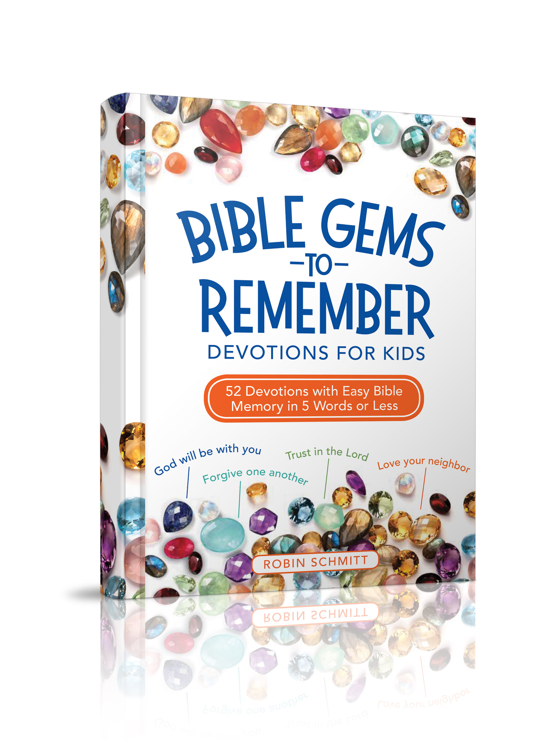 Buy your copy of Bible Gems to Remember Devotions for Kids in the Bible Gateway Store where you'll enjoy low prices every day