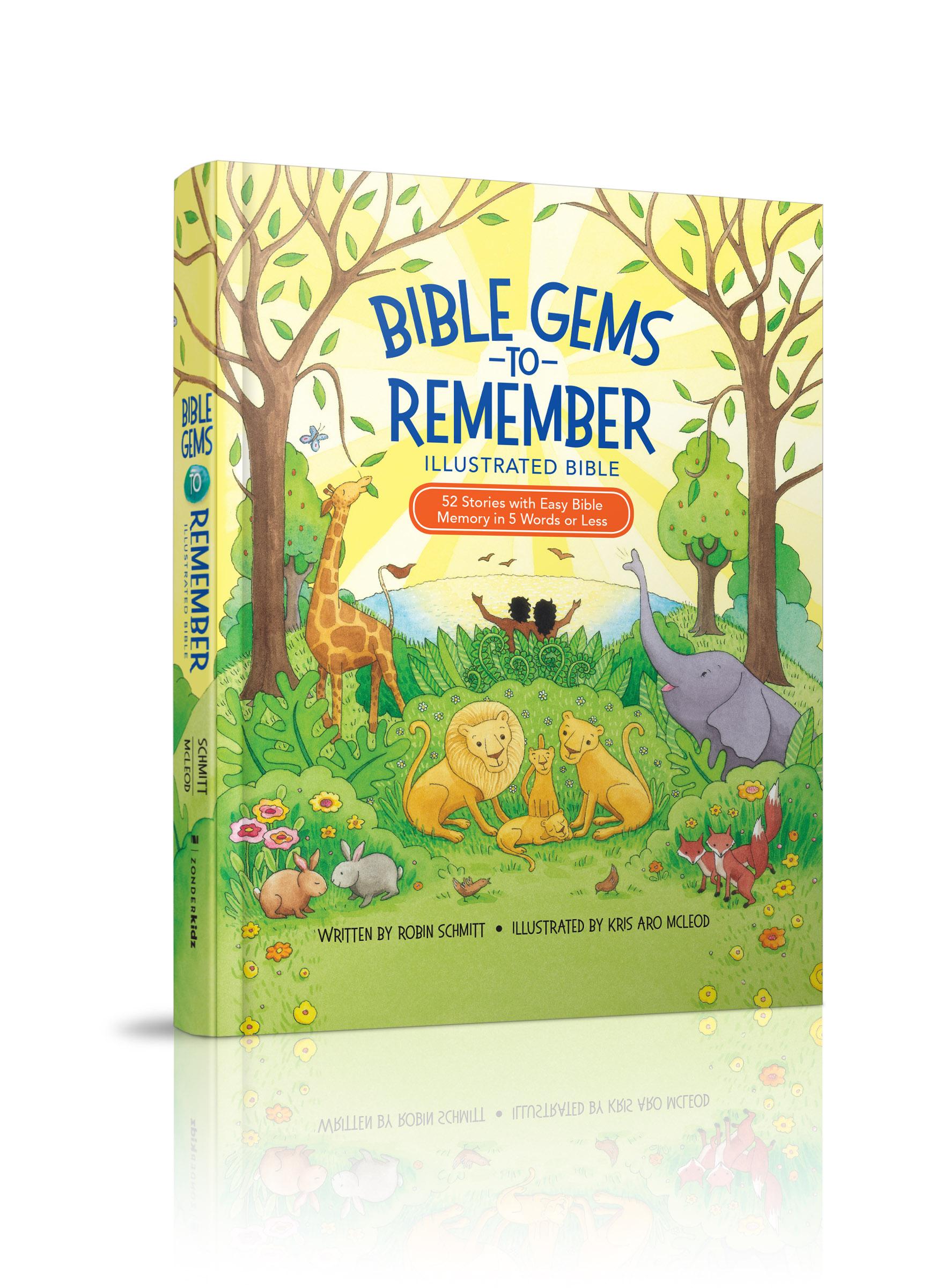 Buy your copy of Bible Gems to Remember Illustrated Bible in the Bible Gateway Store where you'll enjoy low prices every day