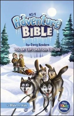Buy your copy of the NIrV Adventure Bible for Early Readers: Polar Exploration Edition in the Bible Gateway Store where you'll enjoy low prices every day
