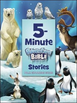 Buy your copy of 5-Minute Adventure Bible Stories, Polar Exploration Edition in the Bible Gateway Store where you'll enjoy low prices every day
