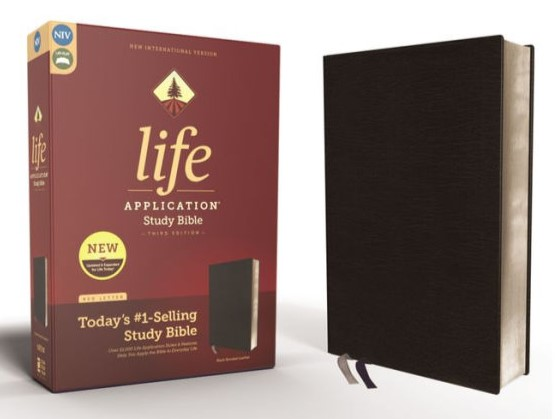 Buy your copy of the Life Application Study Bible, Third Edition in the Bible Gateway Store where you'll enjoy low prices every day
