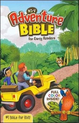 Buy your copy of the NIrV Adventure Bible in the Bible Gateway Store where you'll enjoy low prices every day