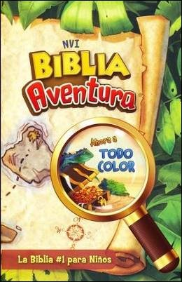 Buy your copy of the NVI Adventure Bible (Spanish) in the Bible Gateway Store where you'll enjoy low prices every day