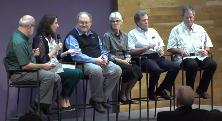 NET Bible panel discussion at Dallas Theological Seminary. Buy your copy of the NET Bible in the Bible Gateway Store where you'll enjoy low prices every day