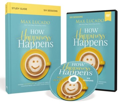 Buy your copy of How Happiness Happens Study Guide with DVD in the Bible Gateway Store where you'll enjoy low prices every day