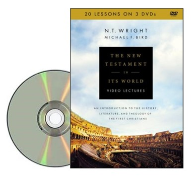 Buy your copy of The New Testament in Its World Video Lectures in the Bible Gateway Store where you'll enjoy low prices every day