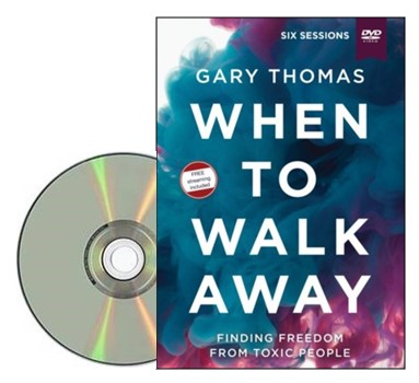 Buy your copy of When to Walk Away, Video Study in the Bible Gateway Store where you'll enjoy low prices every day