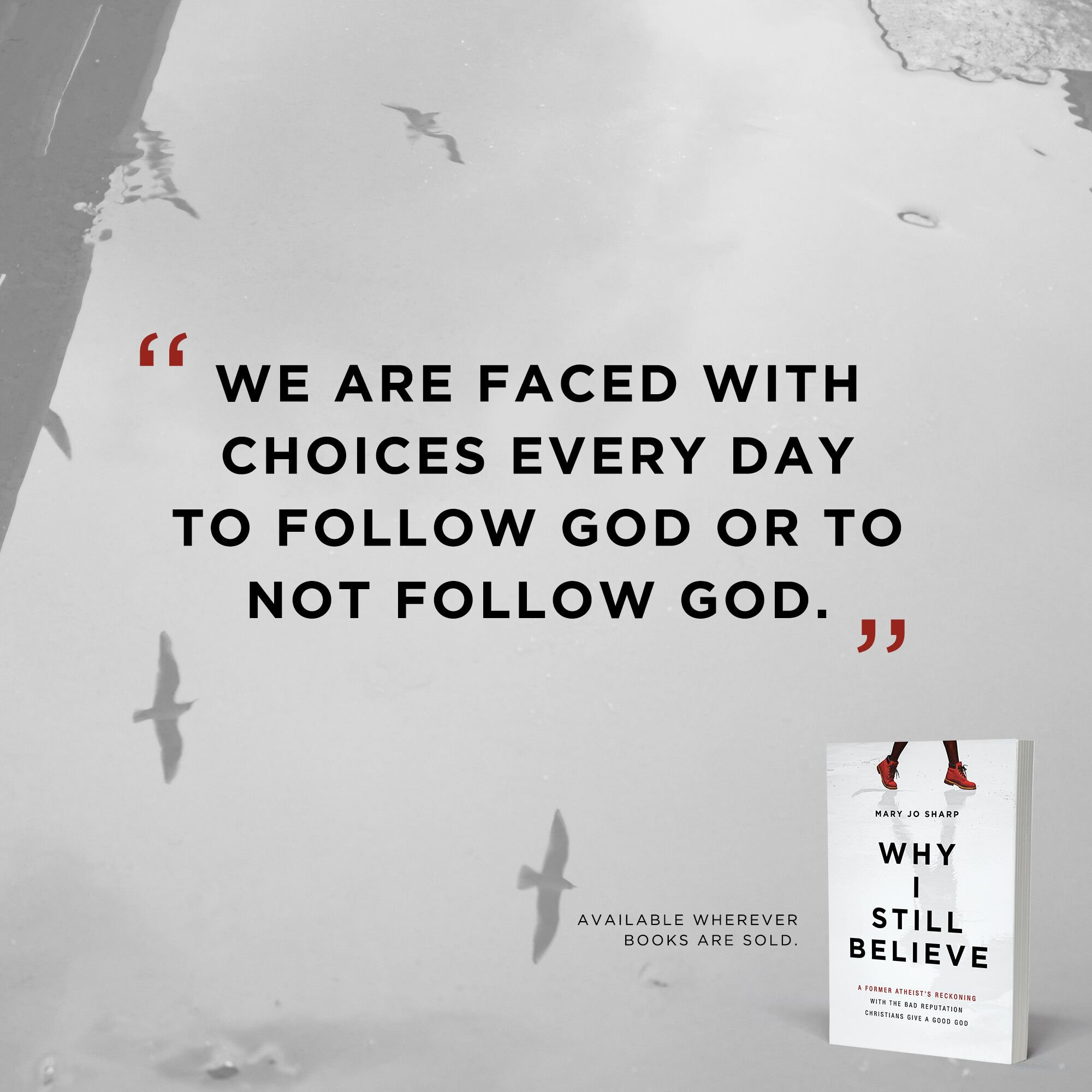 Buy your copy of Why I Still Believe in the Bible Gateway Store where you'll enjoy low prices every day