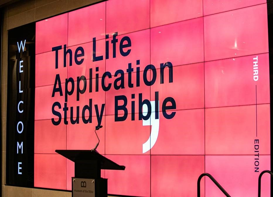 Buy your copy of Life Application Study Bible, Third Edition in the Bible Gateway Store where you'll enjoy low prices every day
