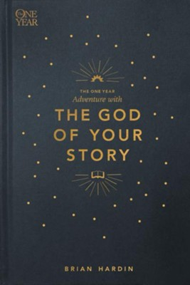 Buy your copy of The One Year Adventure with the God of Your Story in the Bible Gateway Store where you'll enjoy low prices every day
