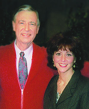 Read the Bible Gateway Blog post, The Simple Faith of Mr. Rogers: An Interview with Amy Hollingsworth