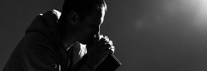 Young man praying illustration illustration