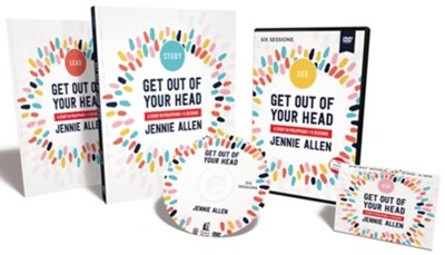 Buy your copy of Get Out of Your Head Curriculum in the Bible Gateway Store where you'll enjoy low prices every day