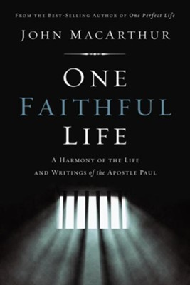 Buy your copy of One Faithful Life: A Harmony of the Life and Writings of the Apostle Paul in the Bible Gateway Store where you'll enjoy low prices every day