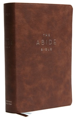 Buy your copy of The Abide Bible in the Bible Gateway Store where you'll enjoy low prices every day